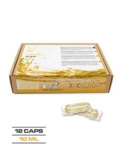 Caja presentación ambientador limón xop air
