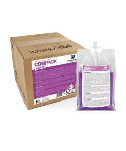 detergente desinfectante concentrado asepvix caja 10 litros auto dosificacion