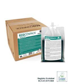 lavavajillas manual concentrado ecoconpack