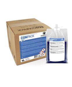 Detergente higienizante y desodorizante concentrado conpack pac