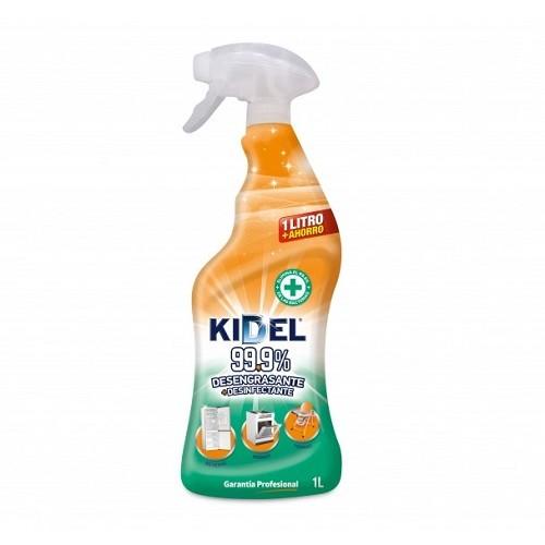 Kidel-desengrasante-desinfectante